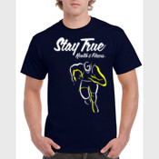 Mens Stay True Running - Gildan Reguar